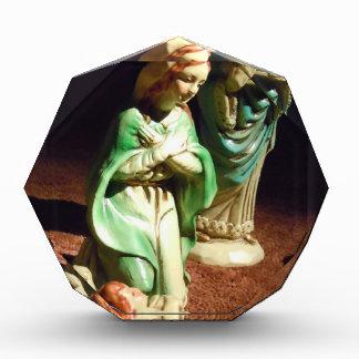 Mary and Baby Jesus Award