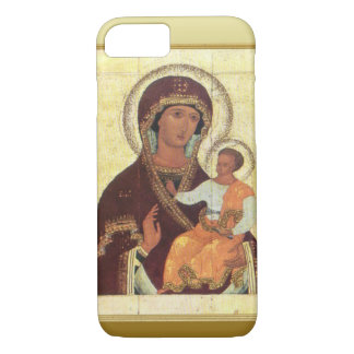 Mary and child Jesus iPhone 7 Case