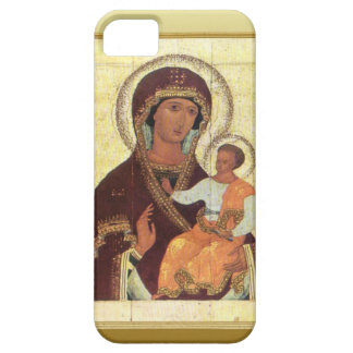 Mary and child Jesus iPhone SE/5/5s Case
