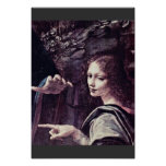 Mary And Christ Child St. John The Baptist As A Ch Posters