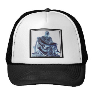 Mary and Christ Mesh Hat