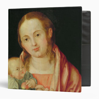 Mary and her Child 3 Ring Binder
