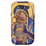 Mary and Jesus Mosaic Samsung Galaxy SIII Case