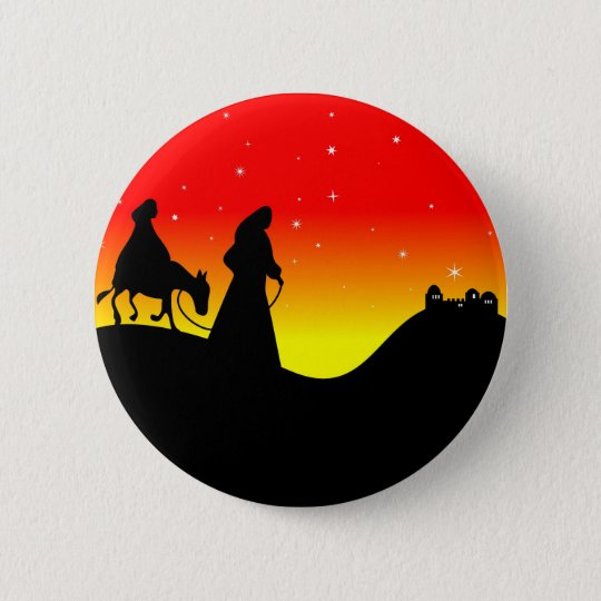 Mary and Joseph Button