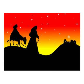 Mary and Joseph Postcards
