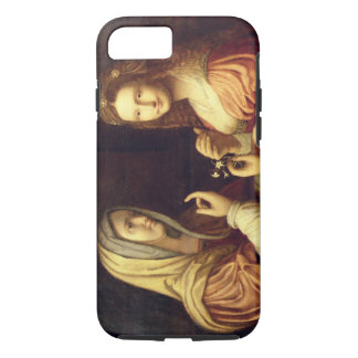Mary and Martha (oil on panel) iPhone 8/7 Case