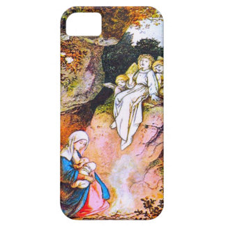 Mary and the angel iPhone 5 case