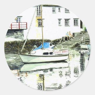 'Mary Anne' Sticker