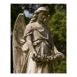 Mary Annie's Angel 16x20 Poster