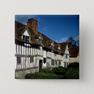 Mary Arden's House Pinback Button