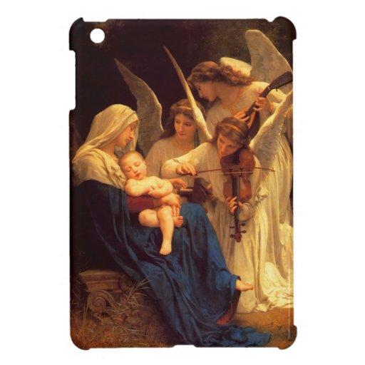 Mary, Baby Jesus, & Angels iPad Mini Case