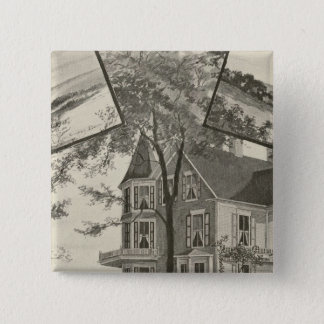 Mary Baker Eddy residence Button