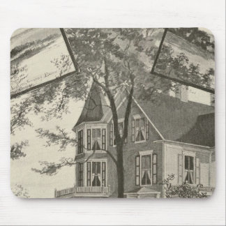 Mary Baker Eddy residence Mouse Pad