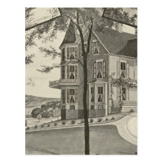 Mary Baker Eddy residence Post Cards