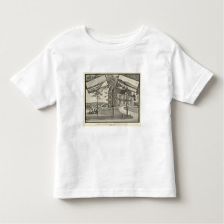 Mary Baker Eddy residence Toddler T-shirt
