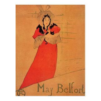 Mary Belfort Postcard