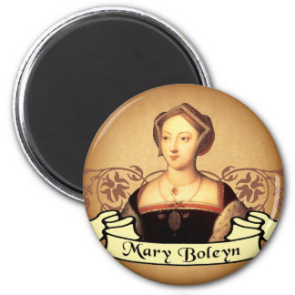 Mary Boleyn Fridge Magnet