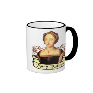 Mary Boleyn Ringer Coffee Mug