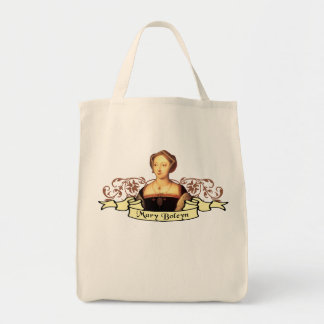 Mary Boleyn Tote Bag