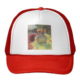 Mary Cassatt: At the Theater Mesh Hats