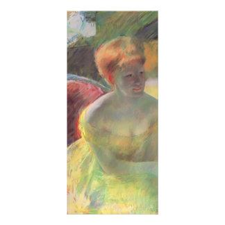 Mary Cassatt: At the Theater Rack Cards