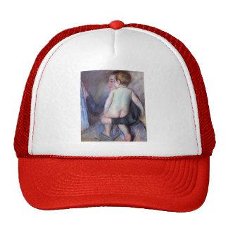 Mary Cassatt: At the Window Trucker Hats