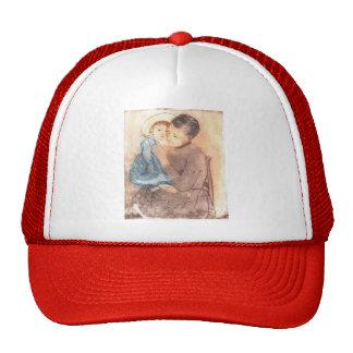Mary Cassatt: Baby Bill Hat