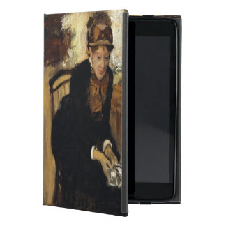 Mary Cassatt by Edgar Degas Cover For iPad Mini