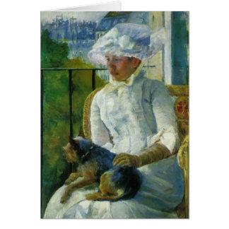 Mary Cassatt Card