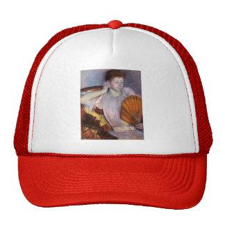 Mary Cassatt- Contemplation Hat