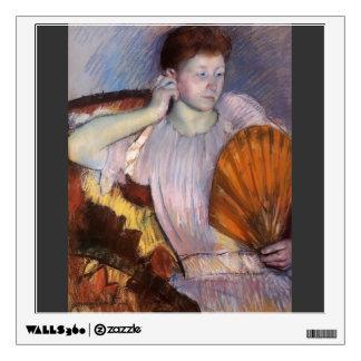 Mary Cassatt- Contemplation Room Stickers