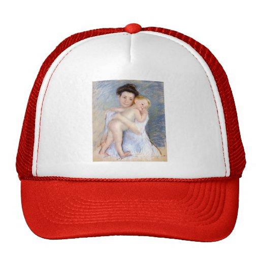 Mary Cassatt: Dulzura maternal Gorras