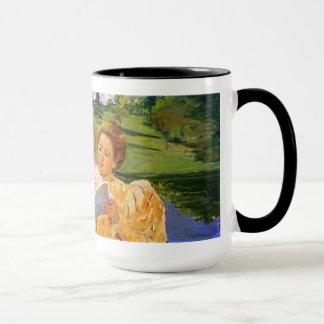 Mary Cassatt: Family Group Reading Mug