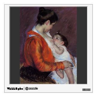 Mary Cassatt- Louise Nursing Her Child Room Graphics