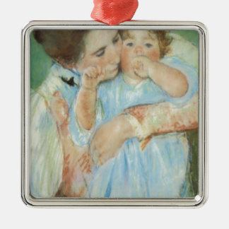 Mary Cassatt Mother and Child Mother s Day Card Christmas Ornaments