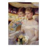 Mary Cassatt Painting Cards