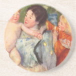 Mary Cassatt Painting Coasters