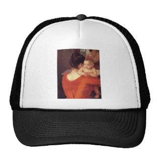 Mary Cassatt Painting Hat