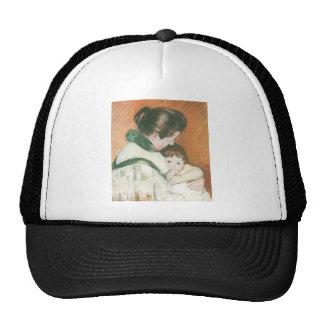 Mary Cassatt Painting Trucker Hats