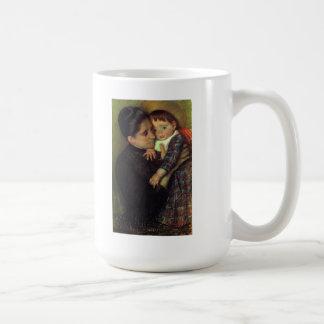 Mary Cassatt Painting Coffee Mug