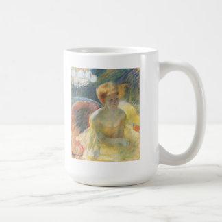 Mary Cassatt Painting Mugs