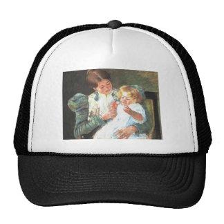 Mary Cassatt: Pattycake Hats