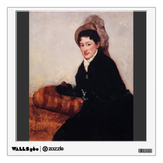 Mary Cassatt- Portrait of Madame X, Matinee Wall Decor