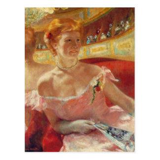 Mary Cassatt Postal