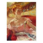 Mary Cassatt Postales