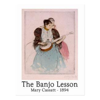 Mary Cassatt Postcard