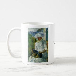Mary Cassatt Taza De Café