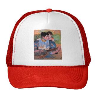 Mary Cassatt- The Banjo Lesson Trucker Hat