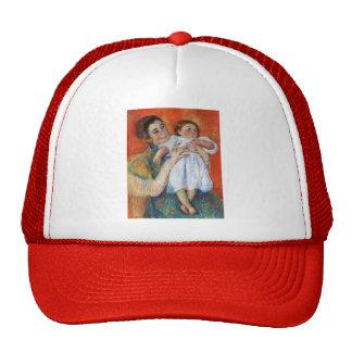 Mary Cassatt: The Barefoot Child Trucker Hat