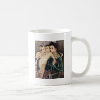 Mary Cassatt The Caress Coffee Mugs